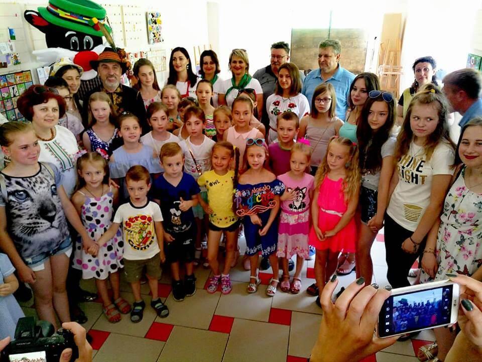 У Коломиї вже вдруге відбувся дитячий фестиваль з котами