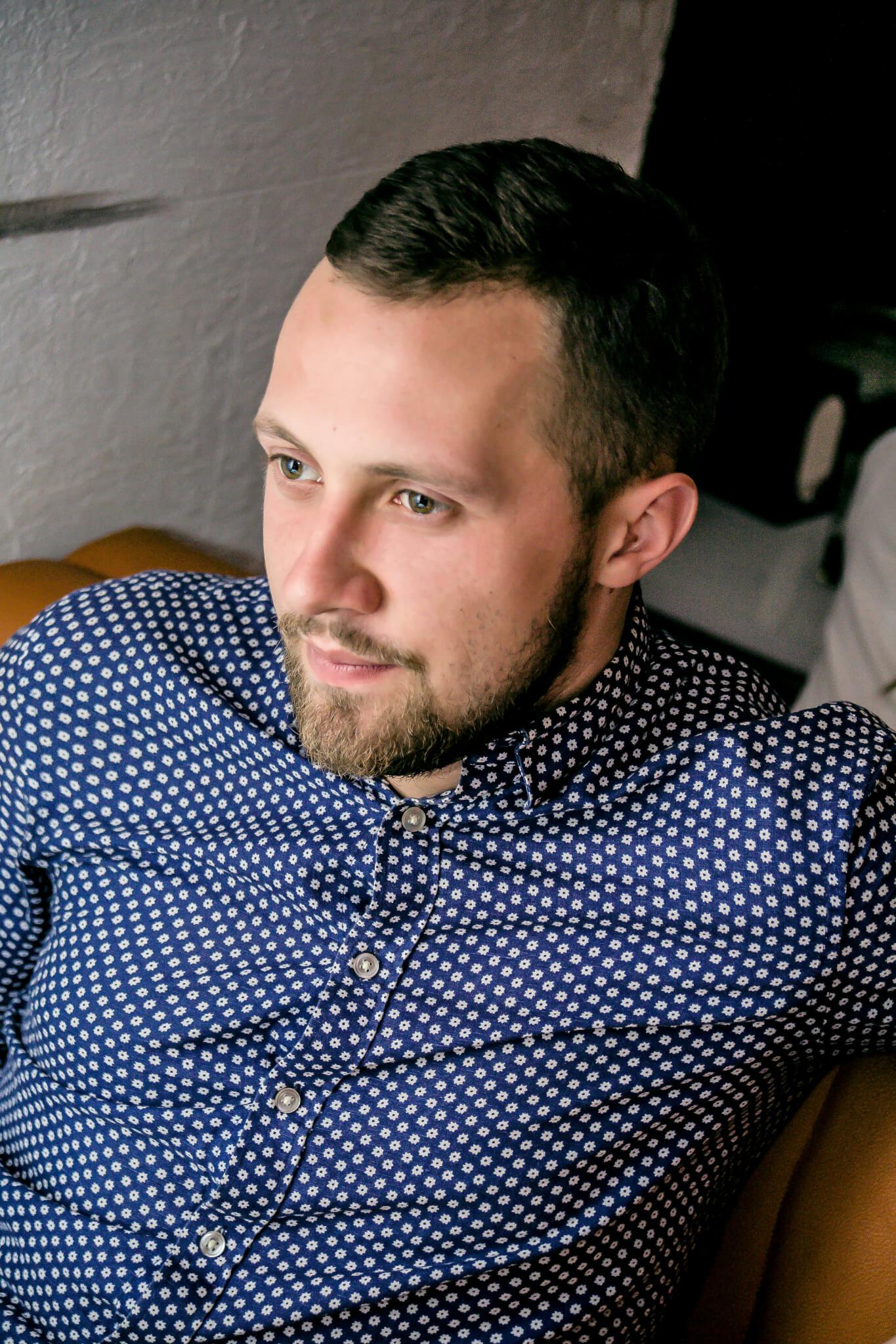 """Михайло Данищук: """"Мені подобається створювати сильне середовище"""""""