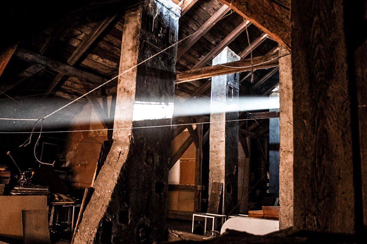 Таємниці горища музею історії міста Коломиї