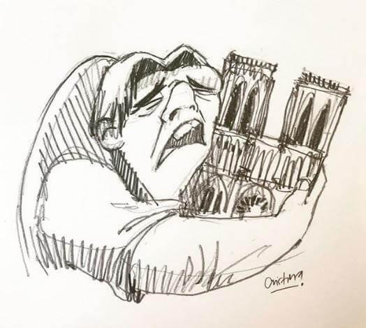 Нотр-Дам де Парі – цікаві факти палаючого серця Парижа