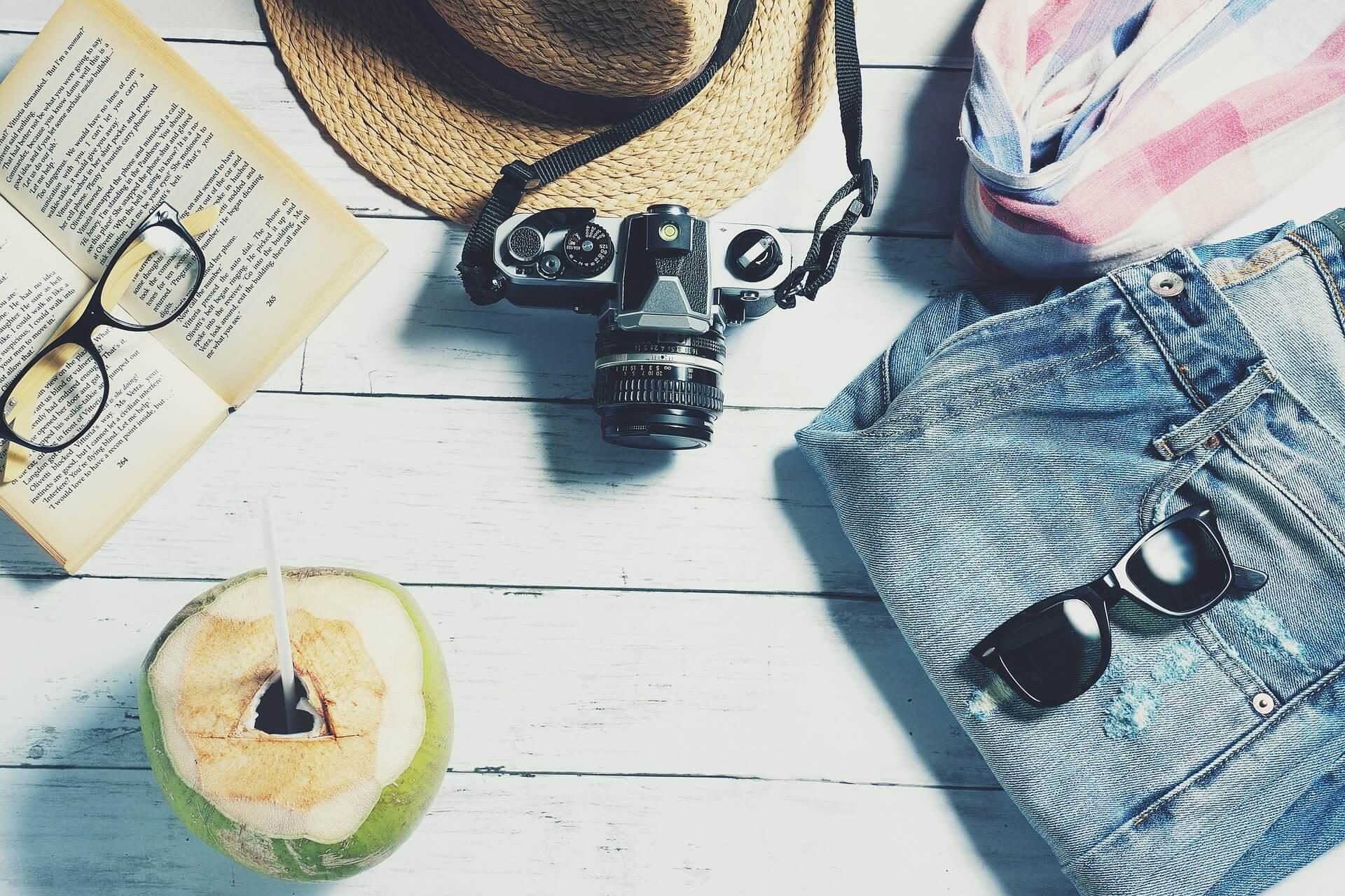 Лайфхак для подорожуючих: як зібратися у подорож і нічого не забути