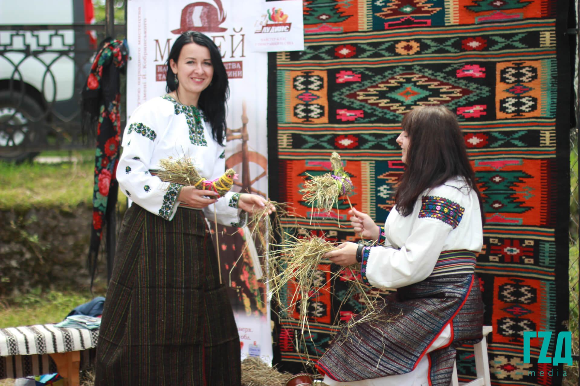 «Люди – нє?» – традиції та вбрання, яке живе
