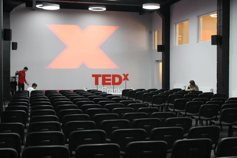 TEDxIvanoFrankivsk: Інша сторона
