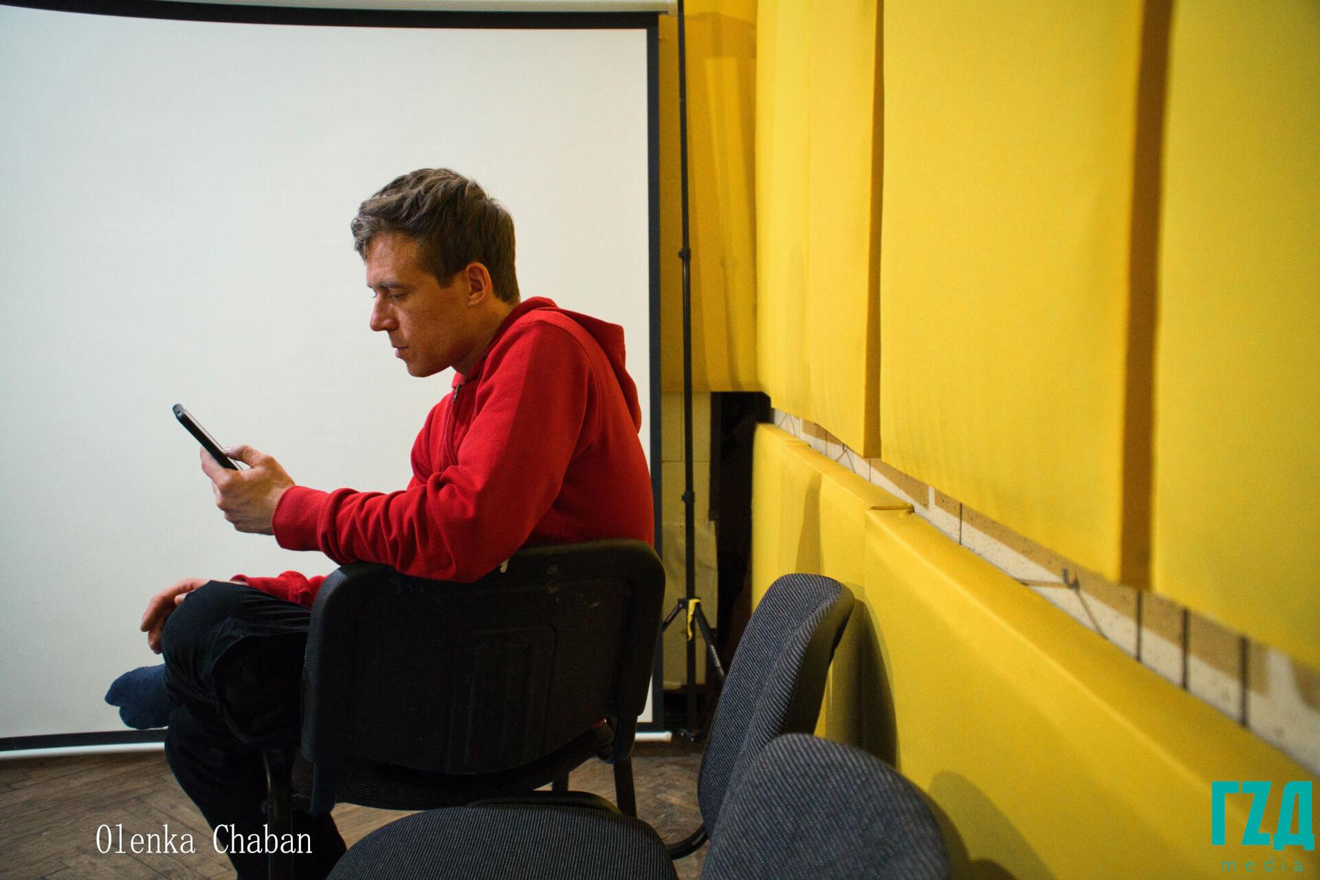 Як Сашко україномовний контент робив