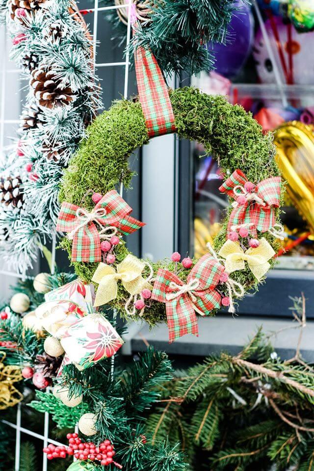 Різдво за кордоном. Частина перша