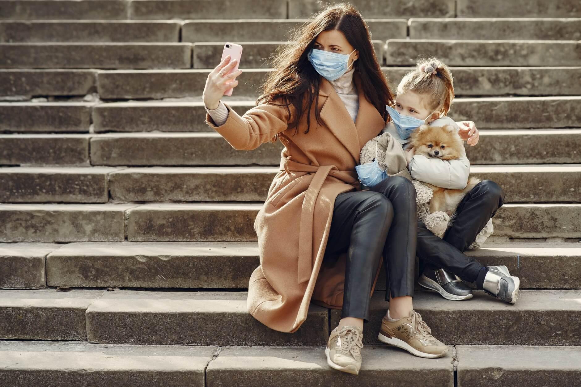 COVID-19: як  прикарпатці дотримуються карантину вихідного дня та нові штрафи для тих, хто не носить маски