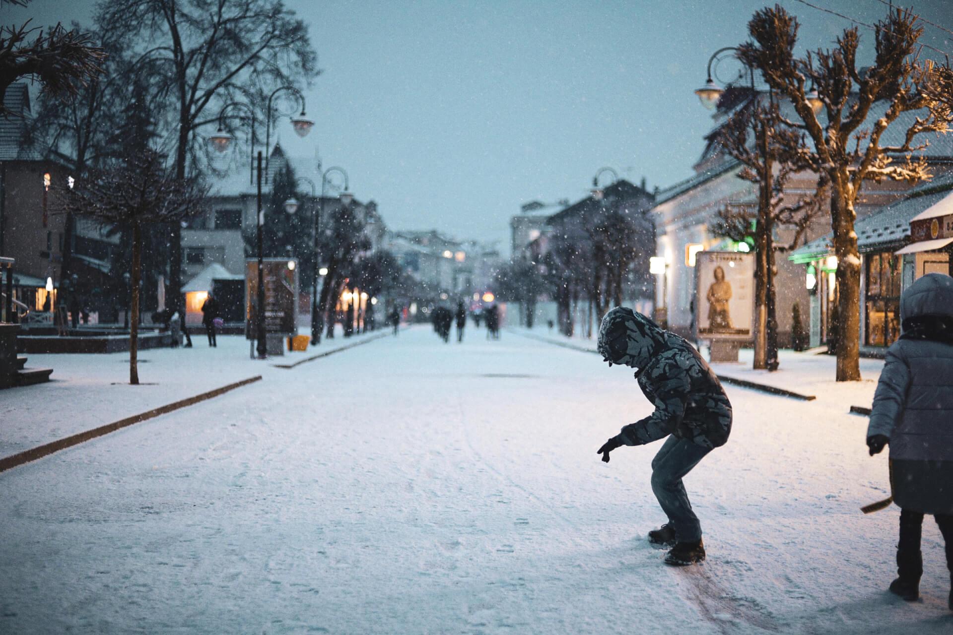 13 світлин казкової зимової Коломиї