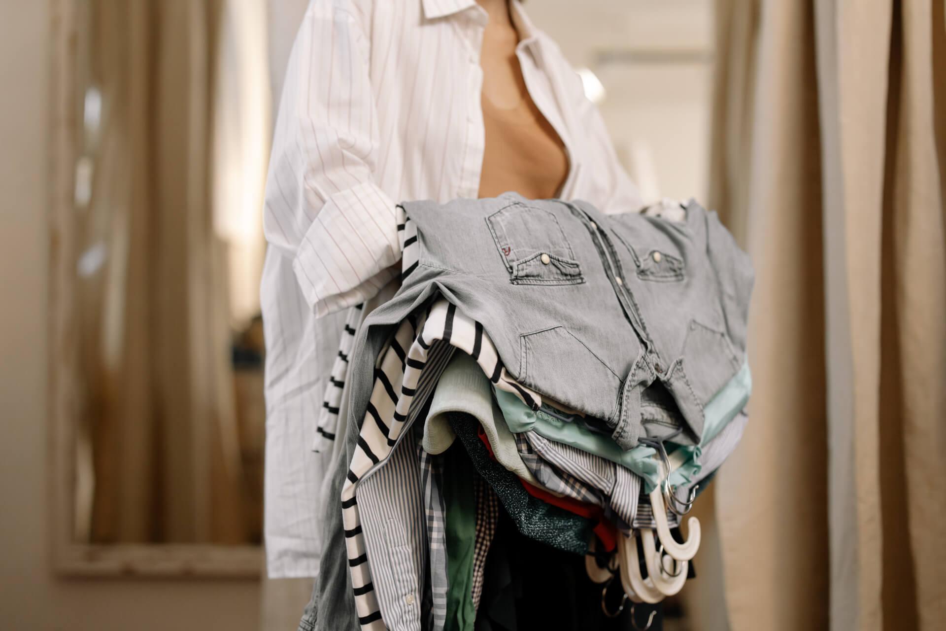 Журналістський експеримент: Як свідомо позбутися одягу в шафі і водночас бути стильною. Частина третя