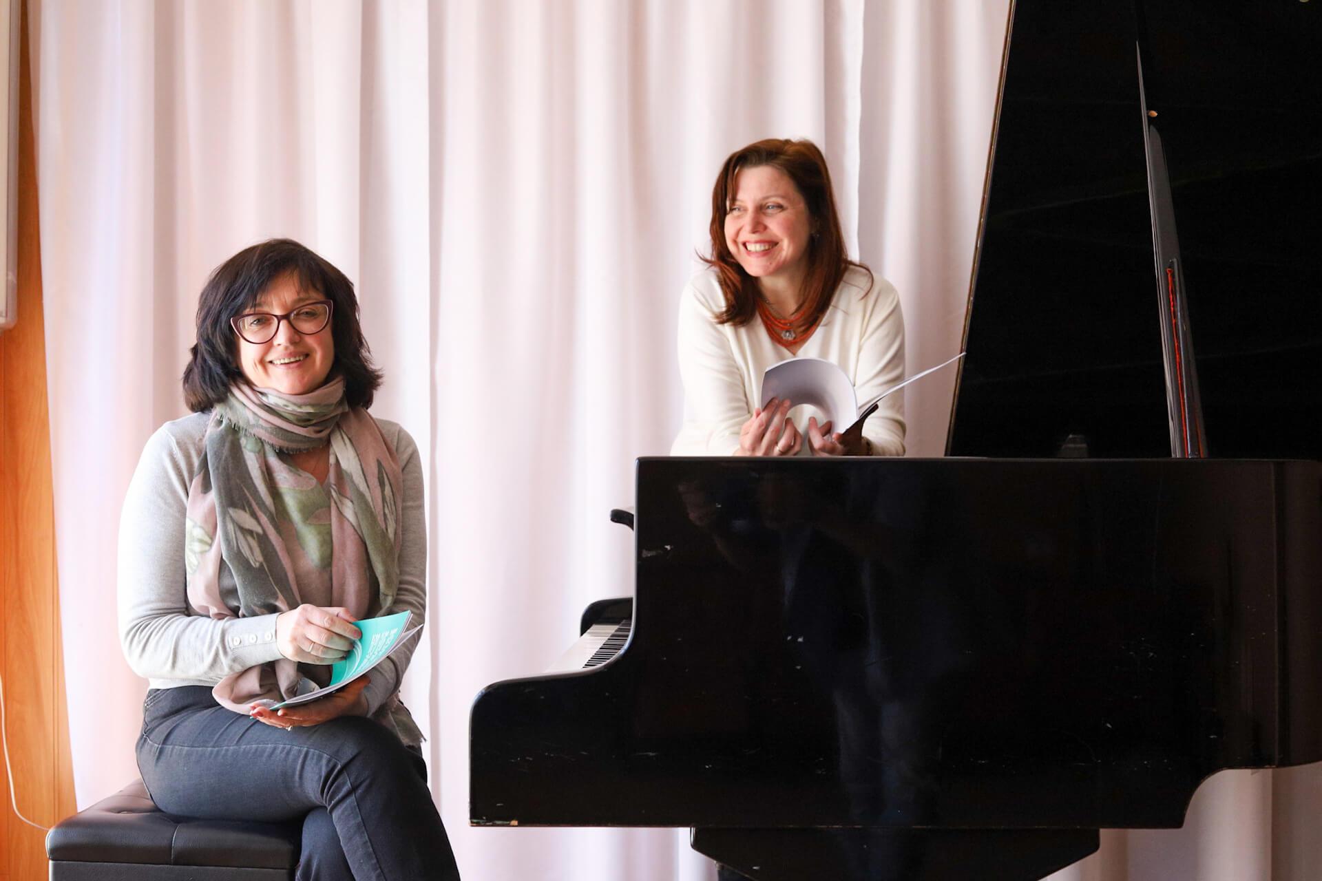 Формула музики зі смаком любові від Тетяни Мандрусяк та Станіслави Родіної