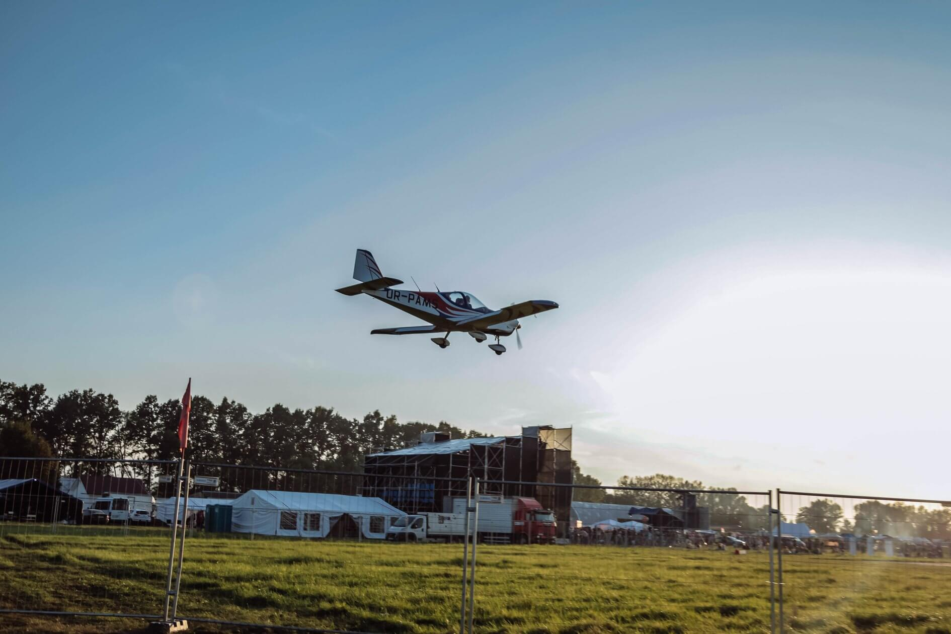 У Коломиї відбудеться традиційний авіафестиваль