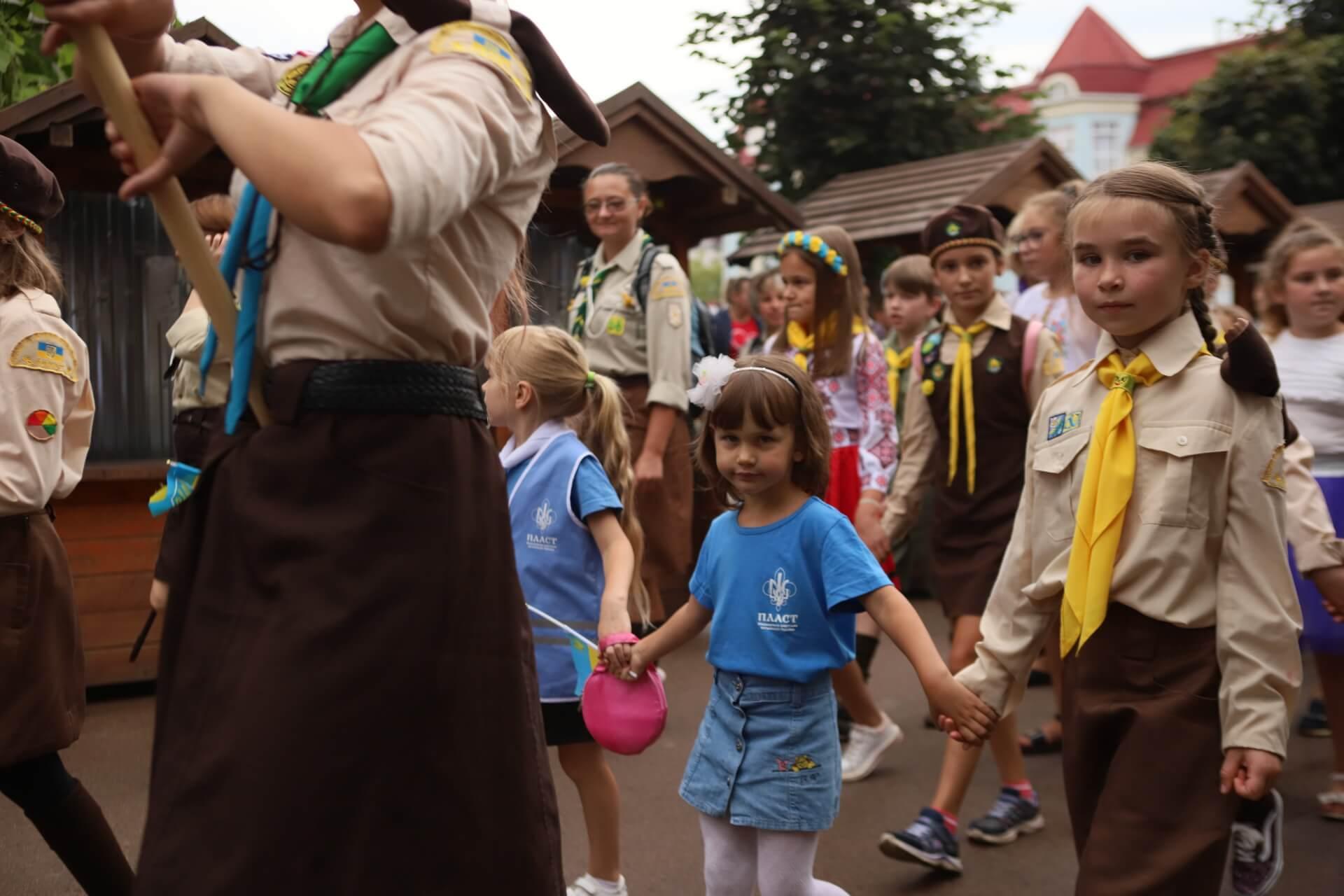 Святкування 30-ї річниці Незалежності в Коломиї