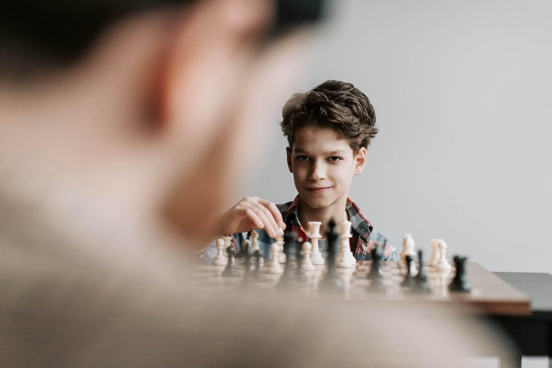 Триває набір у шахову секцію та гурток для дітей: чому варто туди потрапити?