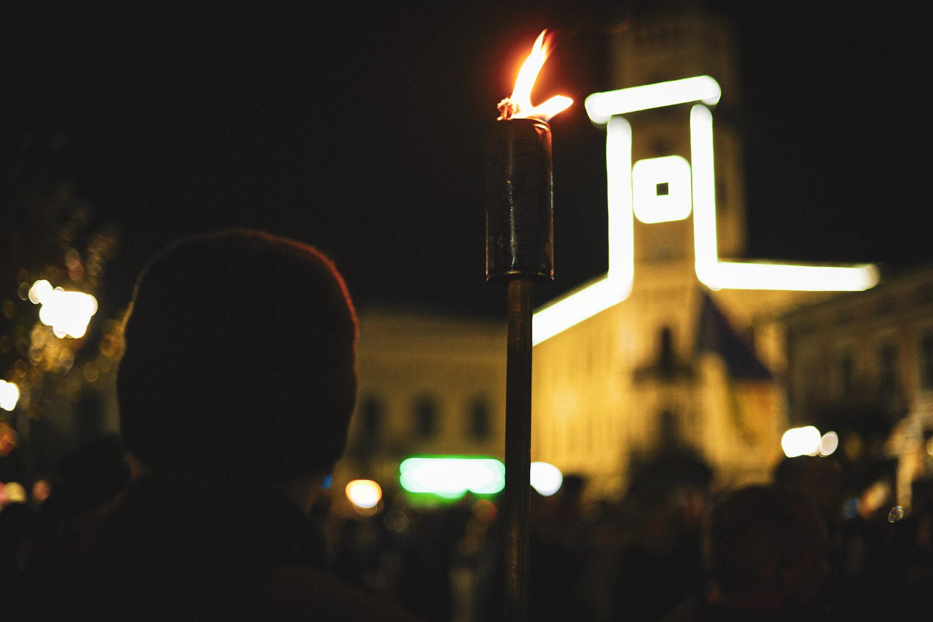 Як у Коломиї Покрову святкували. Фоторепортаж